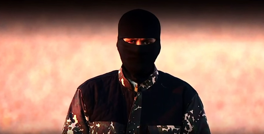 New Jihadi John: New ISIS Video Shows Militant Figure With British Accent