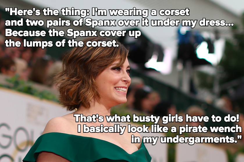 Rachel Bloom Just Dished Out the Most Delightfully Honest Talk About Red Carpet Fashion