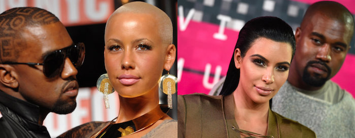 Why Kim Kardashian Should Defend Amber Rose From Kanye West's Slut-Shaming