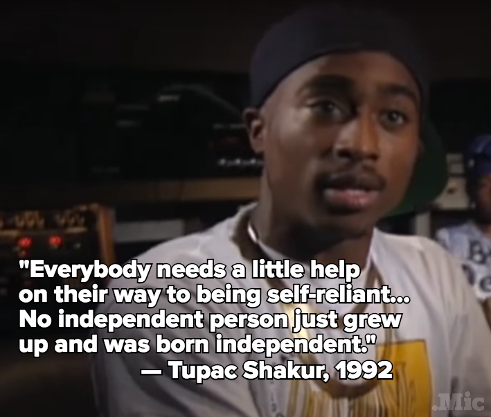 Tupac Shakur Takes on Donald Trump and Corporate Greed in Never Released 1992 Interview
