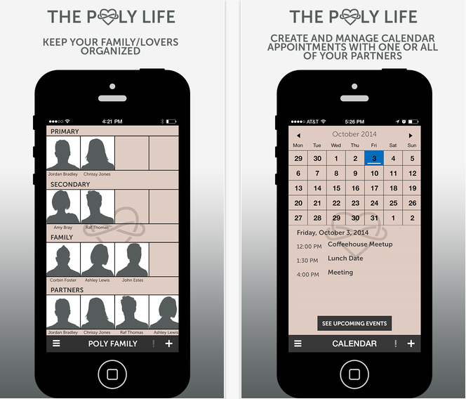 A New App Is Shattering a Major Myth About Polyamorous Relationships