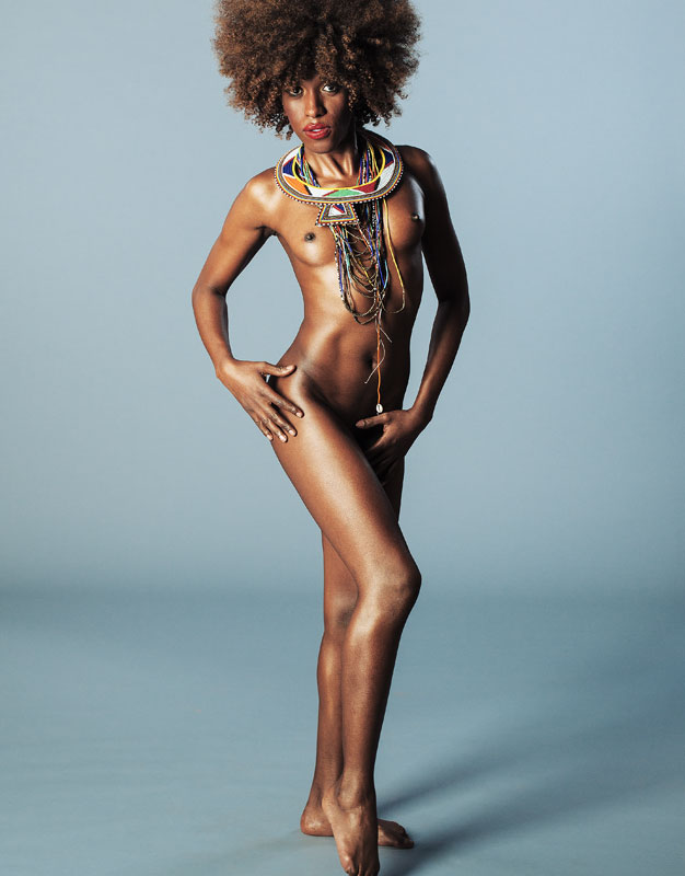 This Nude Photo Shoot Is a Beautiful Rebuttal to All Those New Year's Body Pressures