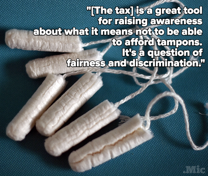 Chicago Abolishes the Tampon Tax, Takes a Stand for All Who Menstruate