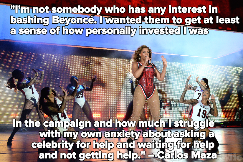 Here's the Story Behind the #BeyBeAHero Campaign and Essay From the Man Who Started It