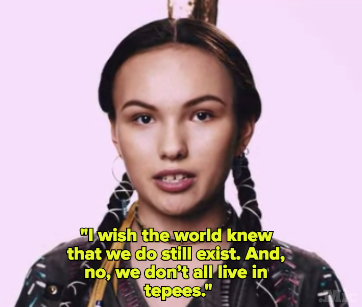 Native American 'Teen Vogue' Model Daunnette Reyome on Cultural Appropriation in Fashion