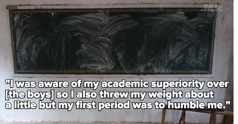 12 Women of all Ages Share the Incredible Stories of Their First Periods