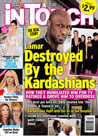 Here Are the Ways the Tabloids Failed While Covering the Lamar Odom Story