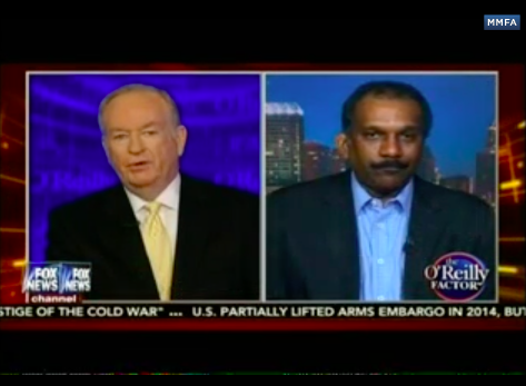 In Freddie Gray Comment, Bill O'Reilly Again Blames Black Men, Boys for Their Own Deaths