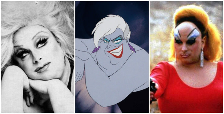 The Untold Story of Ursula, Disney's First (and Only) Plus-Size Style Icon
