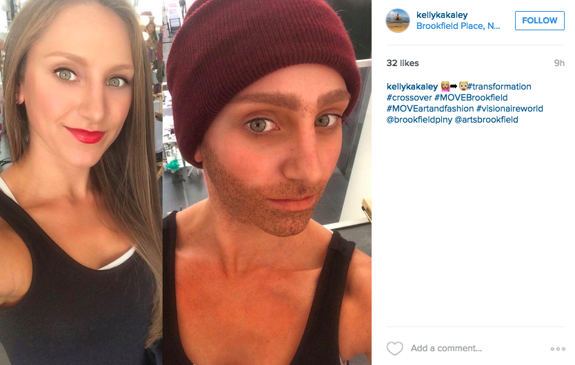 These Makeup Transformations Will Help You Rethink How You View Gender
