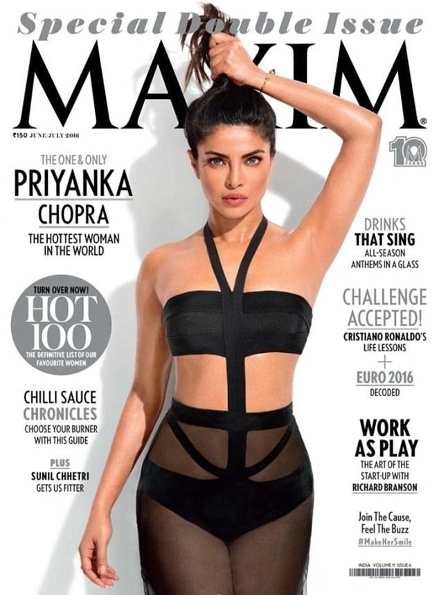 is being roasted for digitally altering priyanka chopra s armpit mic