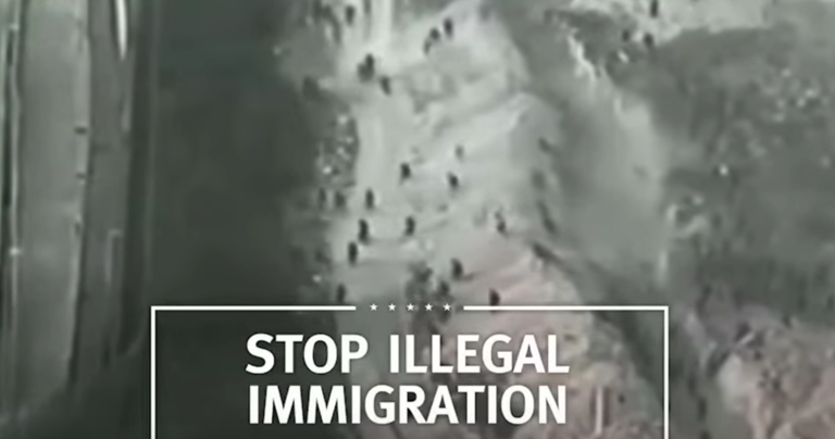 Trump Ad Uses Footage of Immigrants in Morocco to Push for  Wall on Mexican Border