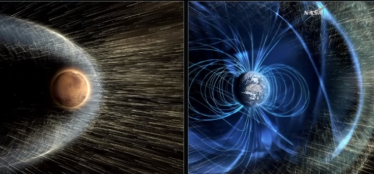 NASA Mars Announcement November 2015: Here's What Happened to Mars' Atmosphere