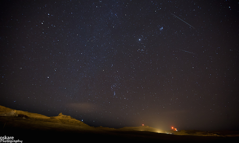 Geminid Meteor Shower 2015: Peak Times, How to Watch, Photos and More