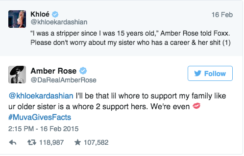 9 Times Amber Rose Made the World Think Twice About Vilifying Black Women's Sexuality