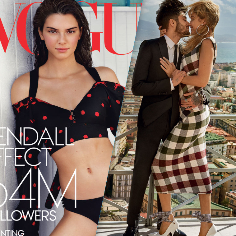 Supermodel Stephanie Seymour Just Threw Some Epic Shade at Kendall Jenner and Gigi Hadid