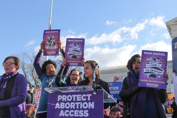 Here's What It's Really Like to Tell Millions of People About Your Abortion