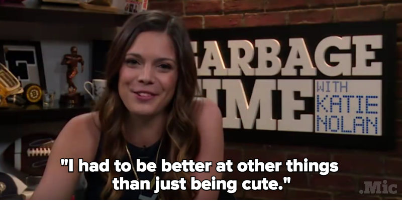 Meet Fox Sports' Katie Nolan, Who's Tearing Down Sexism in Sports