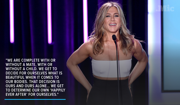 Jennifer Aniston Slams Pregnancy Rumors in One Scorching Open Letter