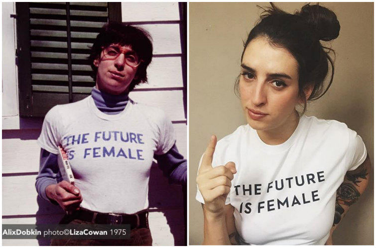 "Meet the Woman Who Started a Feminist Emporium With Those ""The Future Is Female"" T-Shirts"
