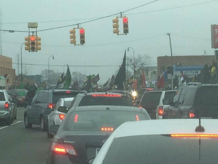 Facebook Users Thought an Anti-ISIS Rally Was a Pro-ISIS Rally in Michigan