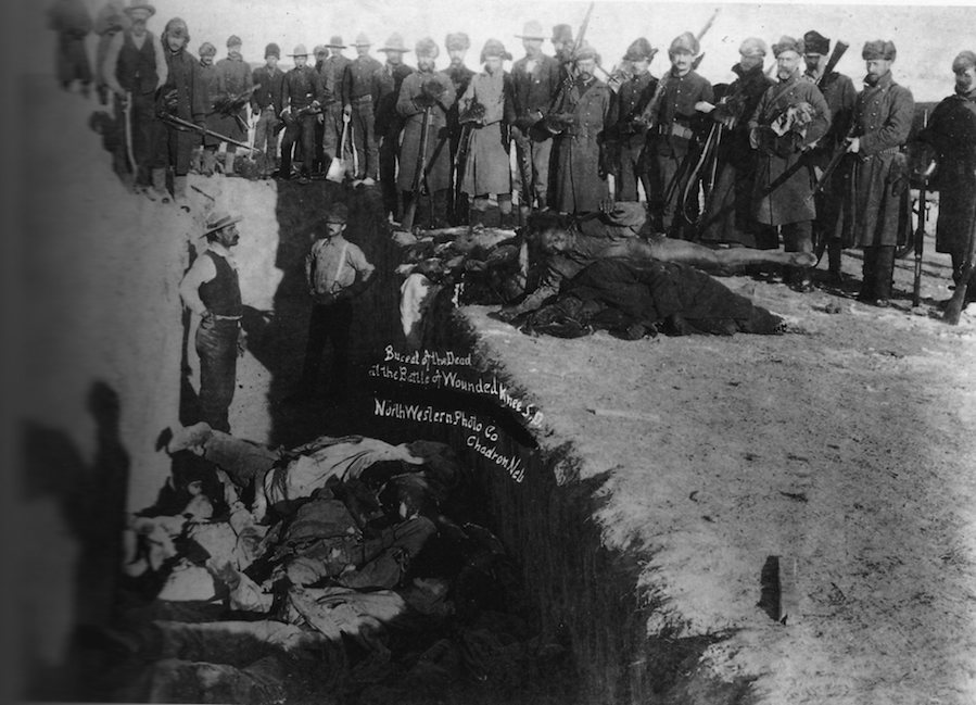 125 Years After a Massacre, Native Americans Are Still Fighting to Take Back Wounded Knee