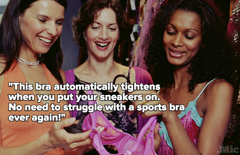 If Bra Commercials Were Actually Made For Women, Here's What They'd Look Like