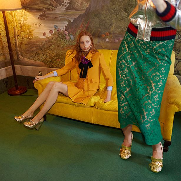 "Gucci Advertisement Banned for Featuring ""Unhealthily Thin"" Model"