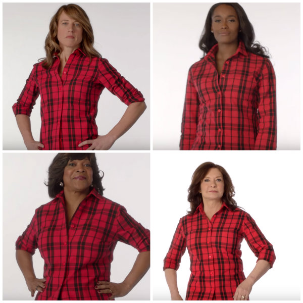 The Brawny Man Is Now the Brawny Woman Because #StrengthHasNoGender