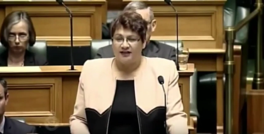 These New Zealand Pols Walked Out of Parliament to Stand Up for Sexual Assault Survivors