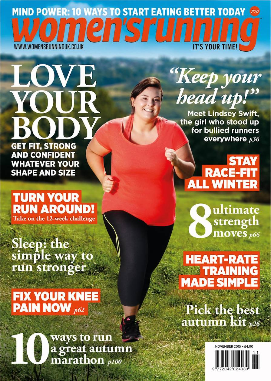 This Plus-Size Magazine Cover Is the Best Response to Body-Shaming