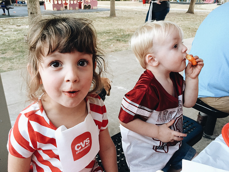 This Little Girl's CVS-Themed Birthday Party Is Our Dream Party Come True