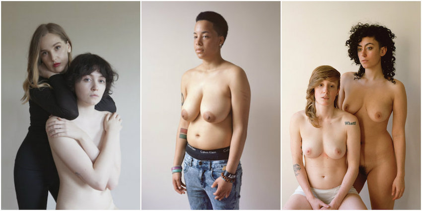 These Gorgeous Nude Photos Show How Incredibly Fluid Gender Is