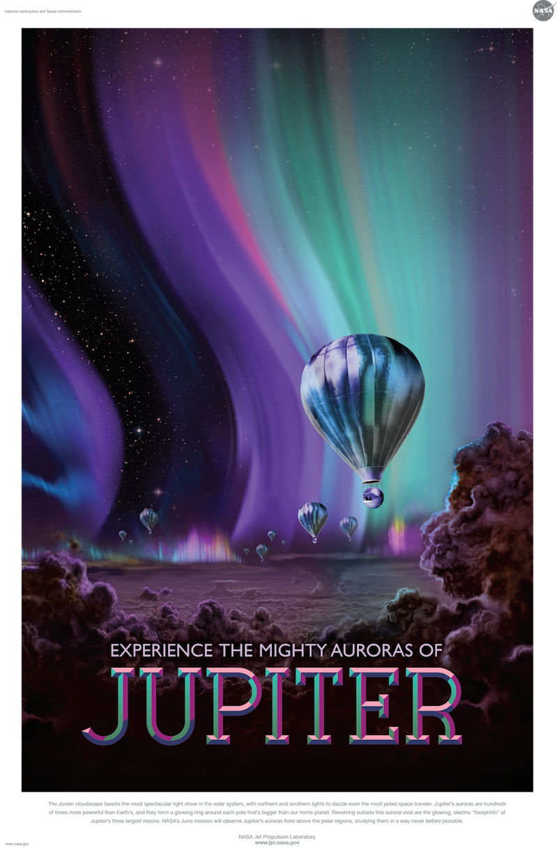 NASA Just Released 11 Stunning Posters Revealing the Beautiful Future of Space Tourism