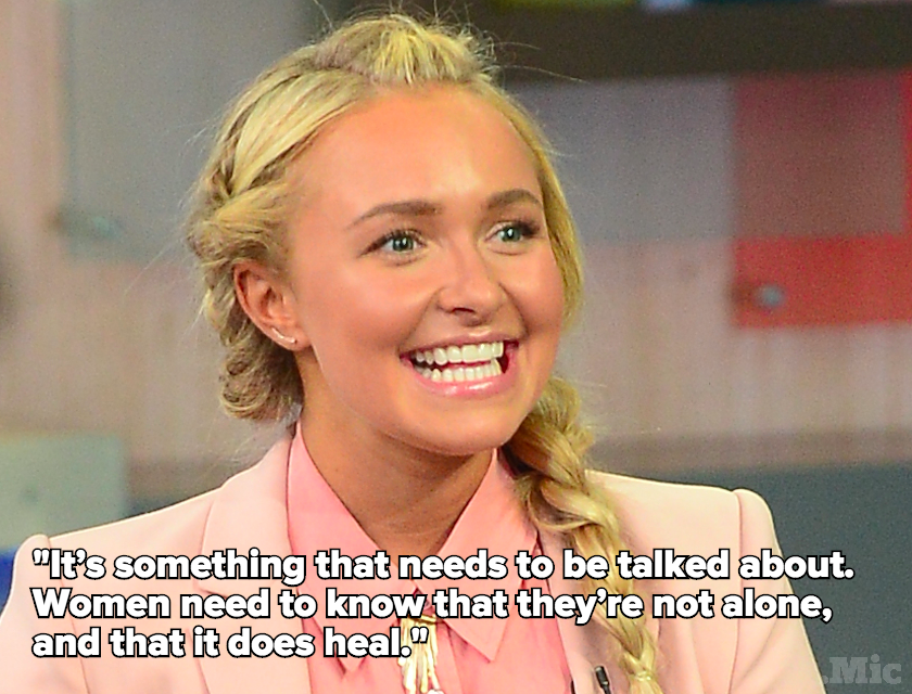 Hayden Panettiere Sums up Why We Desperately Need to Talk About Postpartum Depression