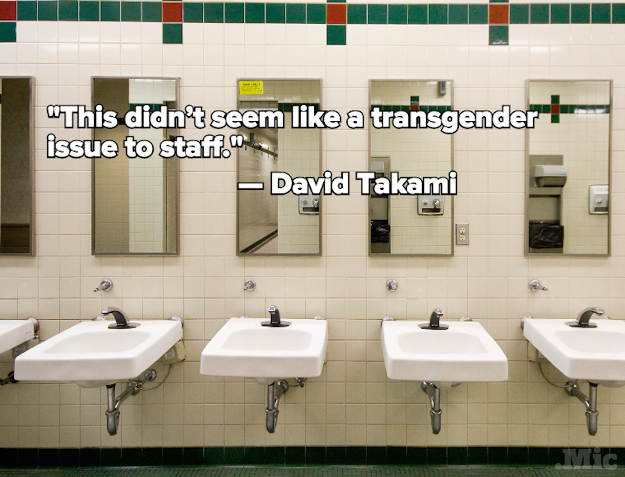 Man Undresses in Women's Locker Room in Apparent Protest of Transgender Inclusion Policy