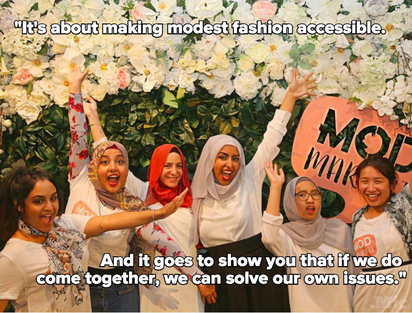 This Pop-Up Shop Is Giving Muslim Women the Modest Clothes They Really Want