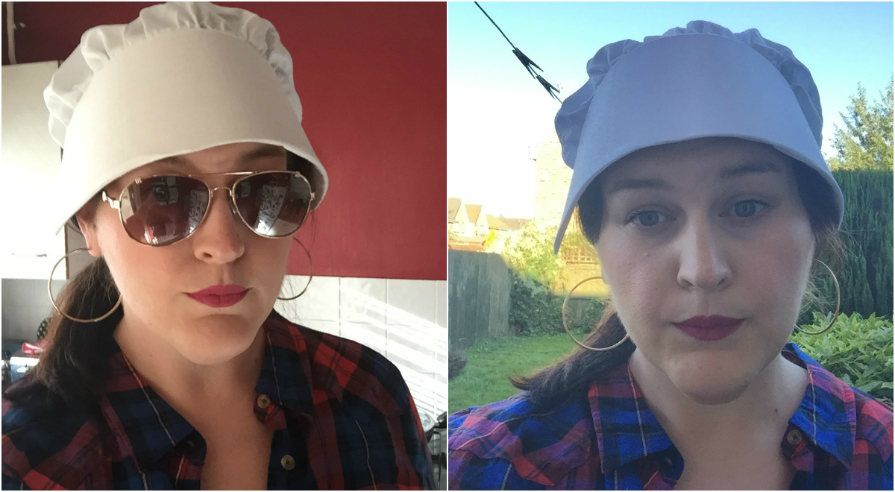 "On the Internet, Anything Can Be a ""Trend"" — Just Ask the People Wearing Bonnets"