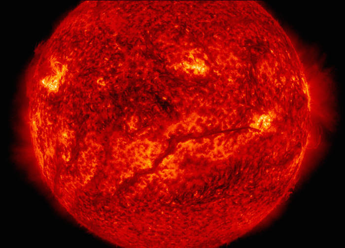 This Is the Sun Like You've Never Seen It Before