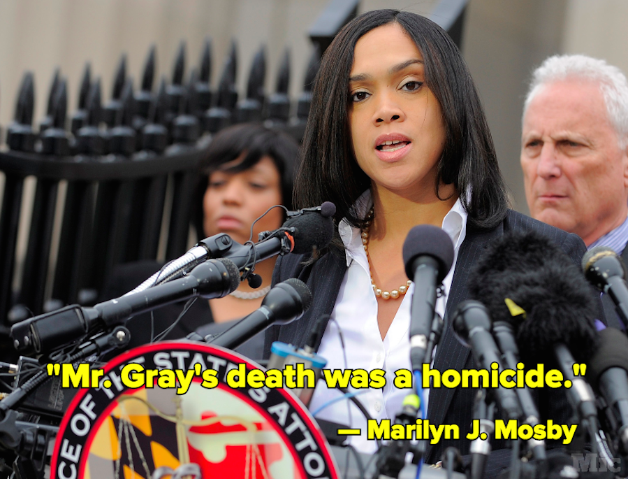 Jury Selection Begins in Baltimore for First Officer Charged in Freddie Gray Homicide Case
