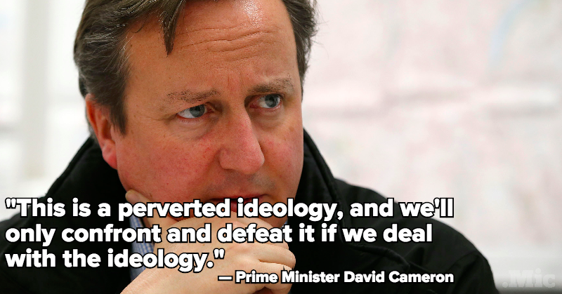 Exclusive: David Cameron on Donald Trump, ISIS and Welcoming Refugees to Europe