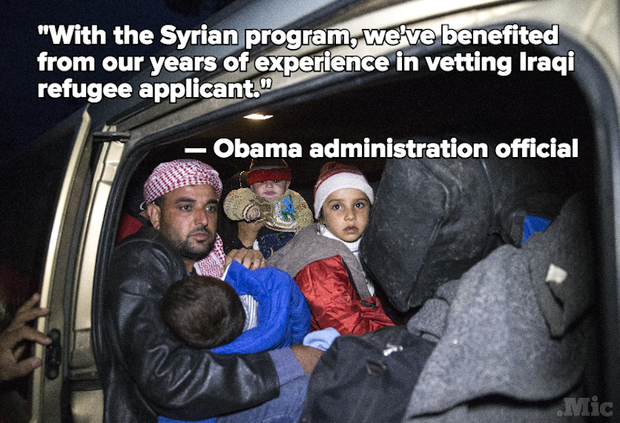 Here's How the Syrian Refugees Will Actually Come to the United States