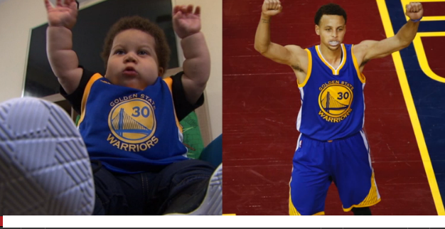 Meet Stuff Curry, the Steph Curry Look Alike Sending a Powerful Message About Fat Shamin