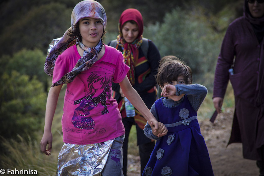 Meet the Photographer Capturing What It's Really Like to Seek Refuge in Greece