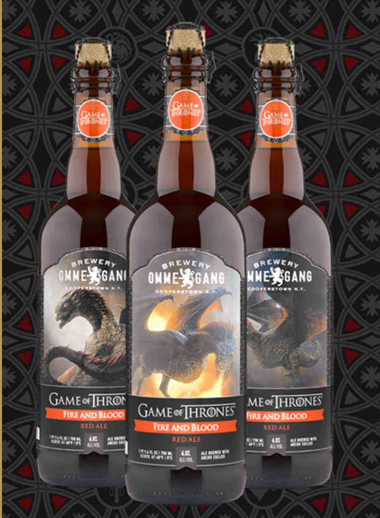 'Game of Thrones' Beer: Where to Buy Fire and Blood Red Ale and More