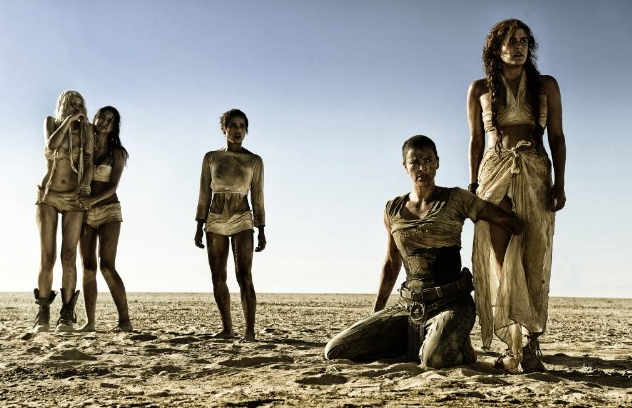5 Reasons 'Mad Max: Fury Road' Is Definitely the Most Feminist Blockbuster of the Year