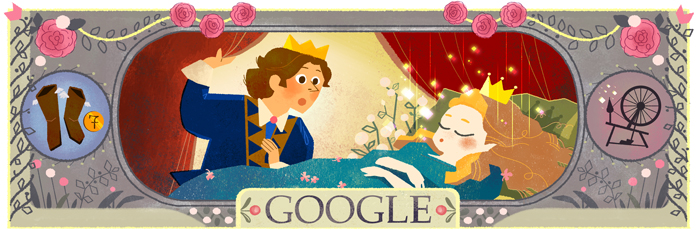 Today's Google Doodle Celebrates Charles Perrault — A Writer Every Child Grew Up Reading