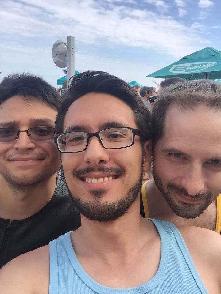 These 3 Gay Men Are in a Successful, Loving Triad Relationship — Here's How It Works