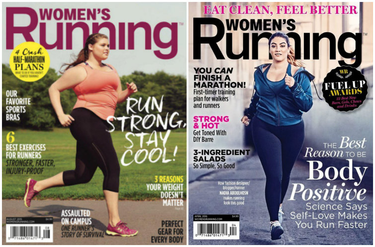 When It Comes To Plus-Size Women and Fitness Magazines, What's Real Progress?