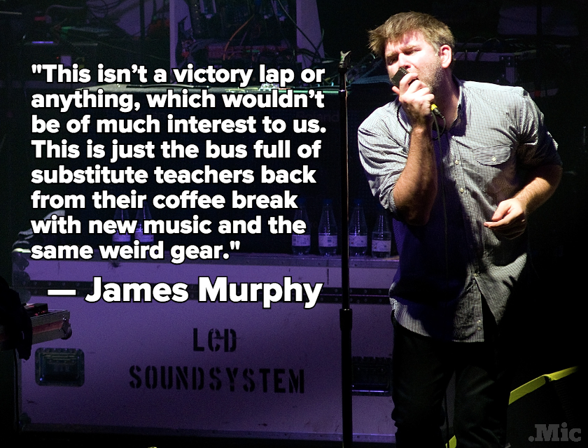 James Murphy Explains LCD Soundsystem's Reunion for Fans Who Feel Betrayed, Promises Album